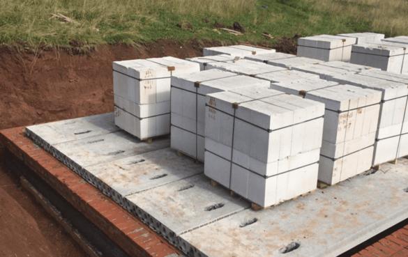 Газобетонные блоки ПЗСП для монтажа стен