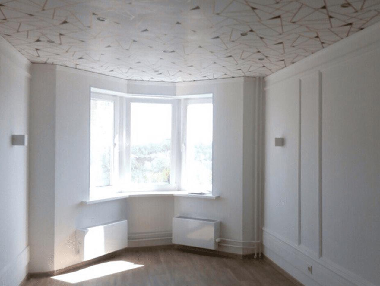 Устройство багетов на стенах